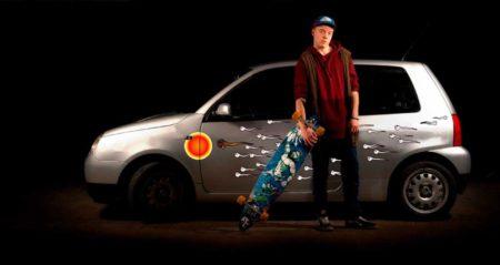 Bil klistermærker med sædceller