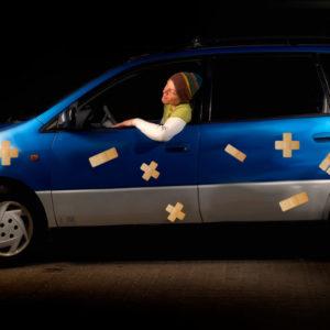 Bil klistermærker - plaster